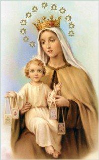 Litanie de Notre Dame du Mont Carmel