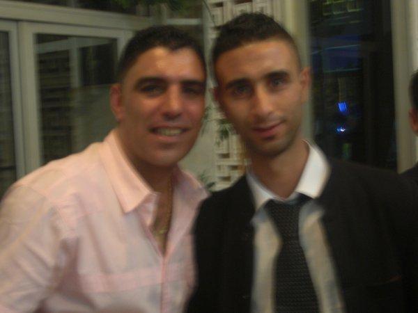 Me & Cheb Hassen