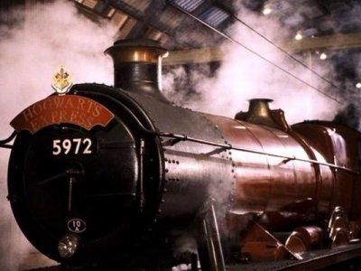 Chapitre 1: Le Poudlard Express