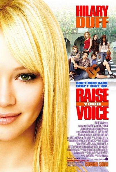 """"""" RAISE YOUR VOICE """""""