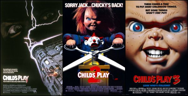 Chucky : The Complete Collection (Limited Edition)