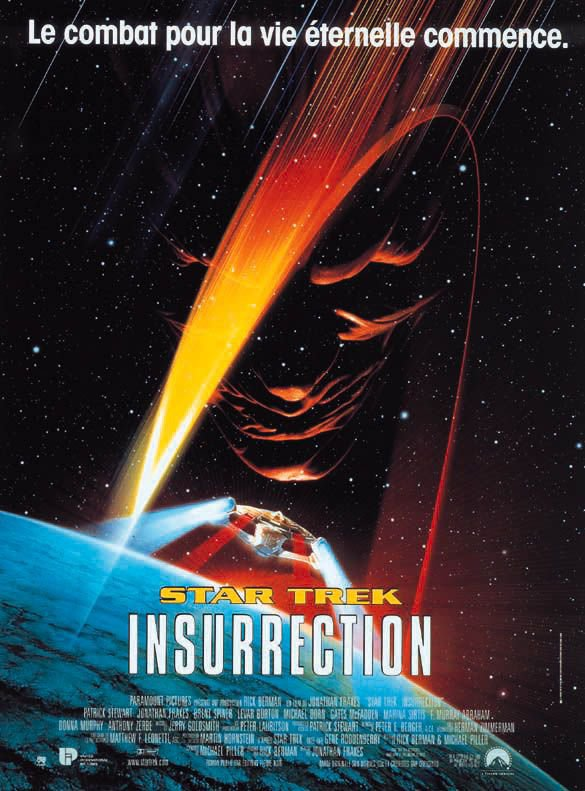 Star Trek IX:Insurrection