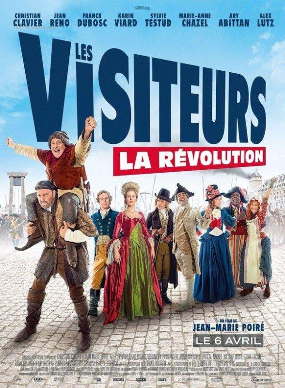 Les Visiteurs 3 :La révolution