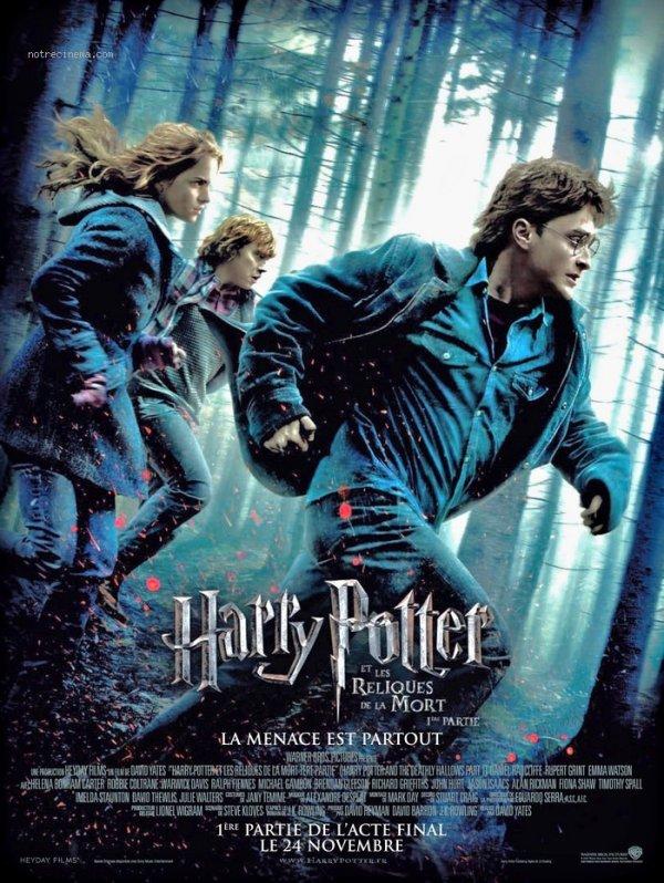Harry Potter et les reliques de la mort 1ère Partie