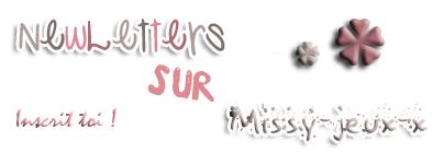 ღ  Newletters De Missy-Jeux-x