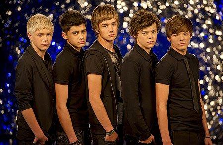 Mes One Direction préféré <3