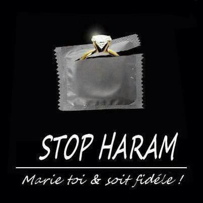 STOP LE HARAM ! MARI TOI ET RESTE FIDELE !!!