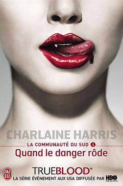 _ _'Mardi28Juin,__12h03 ________ • ( Tome 1 ) Quand le danger rôde Ҩ Charlaine Harris