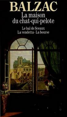 _ _'Jeudi4Août,__12h04 ________ • La maison du chat-qui-pelote Ҩ Balzac