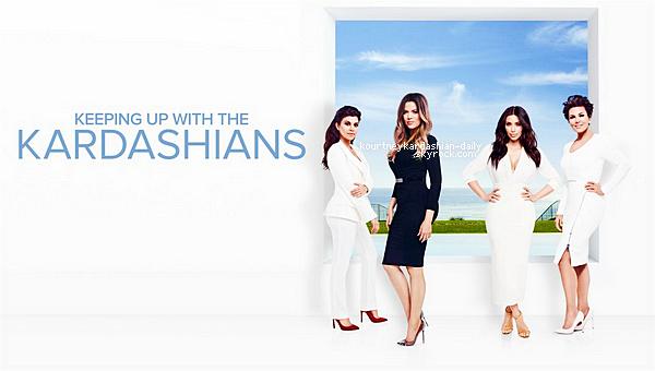 La seconde partie de la saison 9 de Keeping Up With The Kardashians commence dimanche prochain (le 8 Juin) sur E! US. Pour l'occasion nous avons droit à une nouvelle photo et deux vidéos promotionnelles.