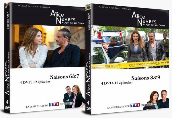 Sortie DVD