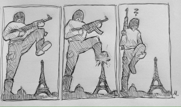 Pray For Paris ❤️