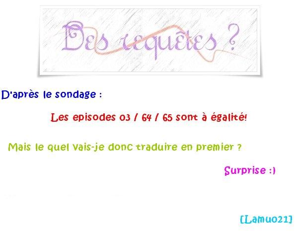 Requêtes [variety show]