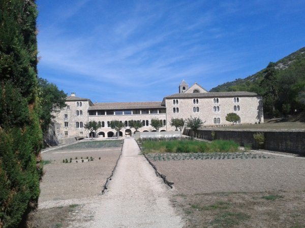 L'abbaye de senanque