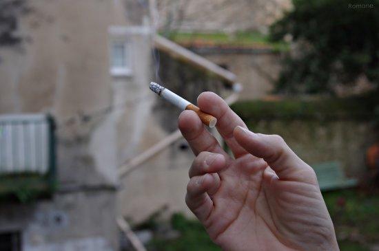 ~ Fumer tue, Aimer aussi.
