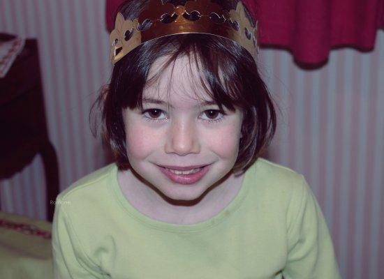 ~ Petite reine, qui a bien Grandi .