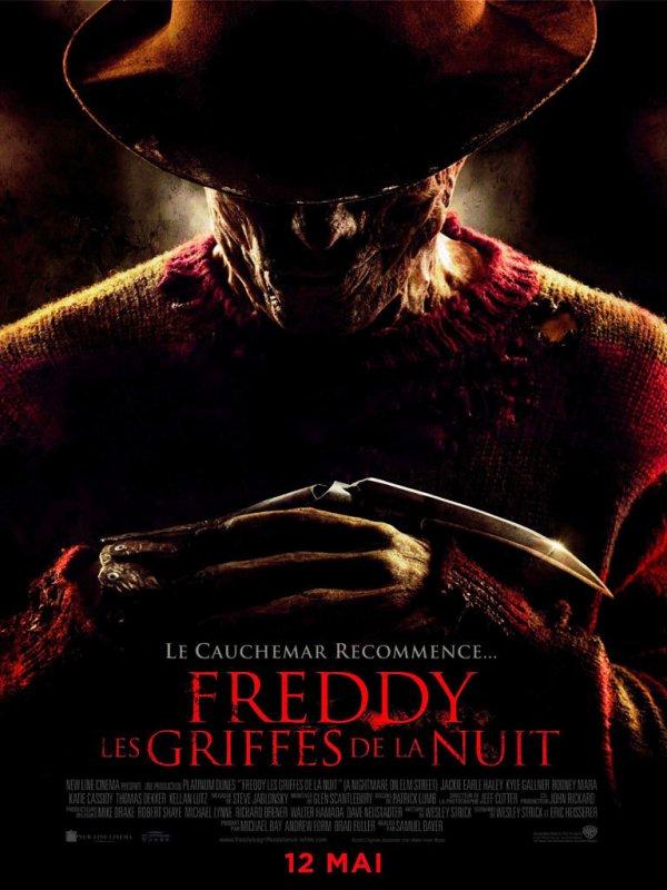 Freddy, Les griffes de la nuit !