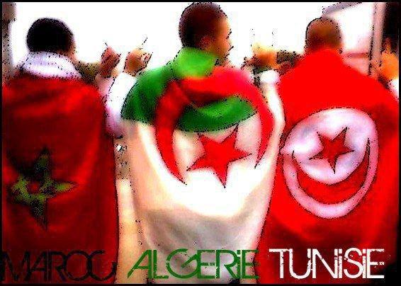 Maroc,Algeriie,Tuniisiie..<3
