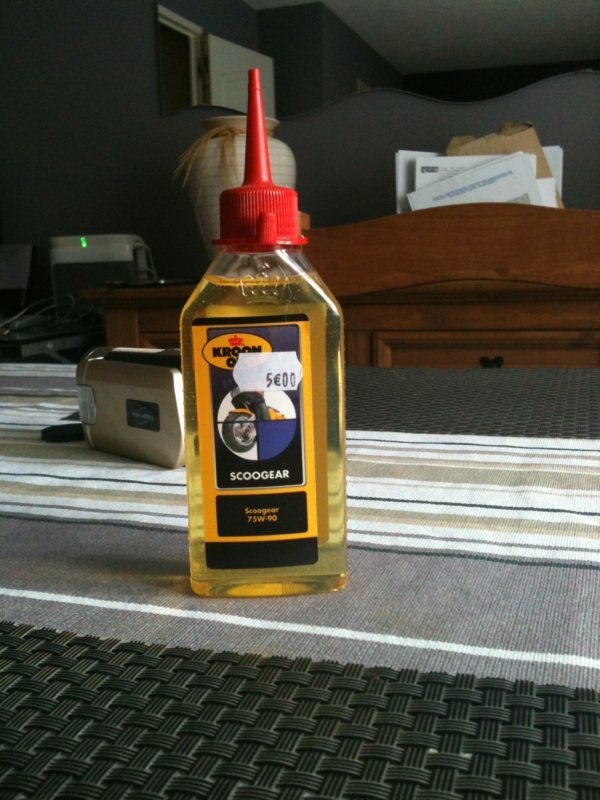 huile de transmi