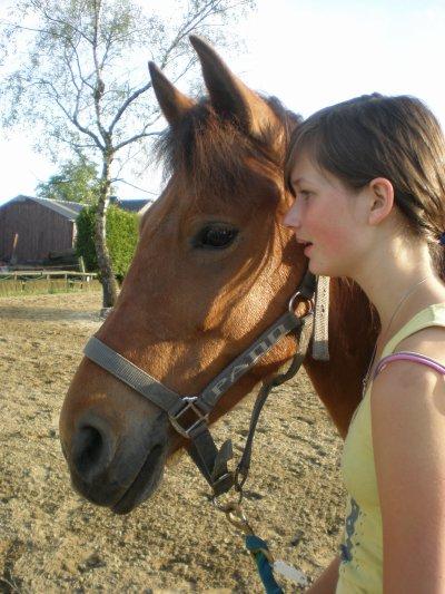 L'equitation, bien plus qu'un passion <33!