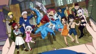 Fairy Tail il y a 15 ans :D ( titre recommander par une amie!!!!)