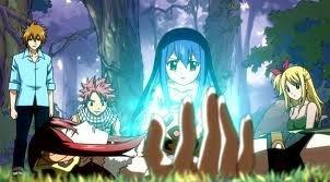 Les magies de Wendy