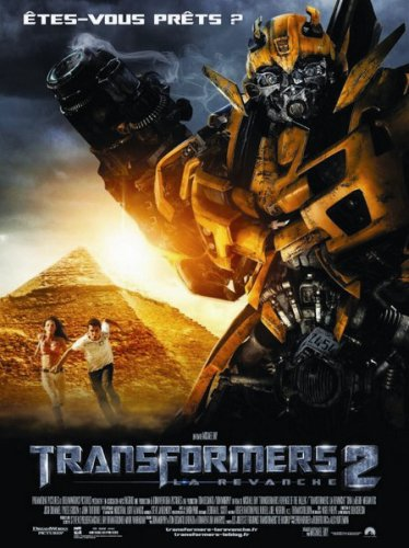 TRANSFORMERS LA REVANCHE