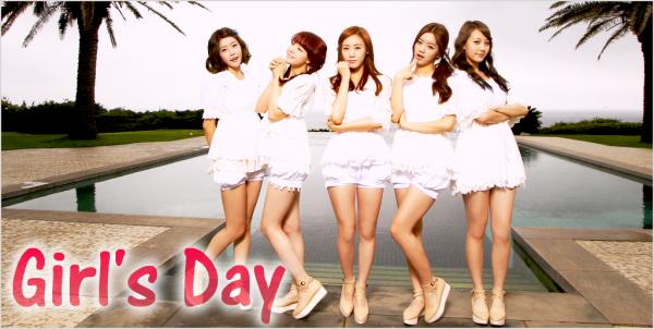 * * Girl's Day * *