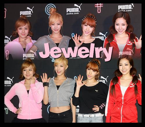 *  ZE:A & Jewelry *