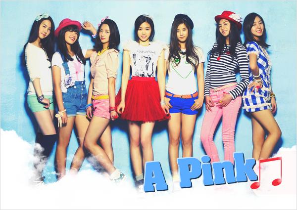 *  A Pink *