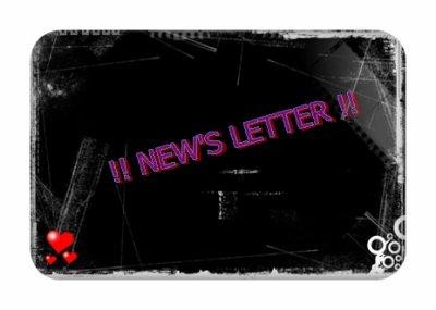 ~.New's Letter.~