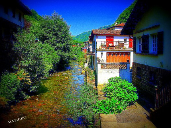 Petite rivière...