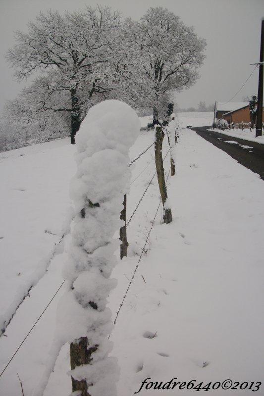 Thème:La neige,la neige...