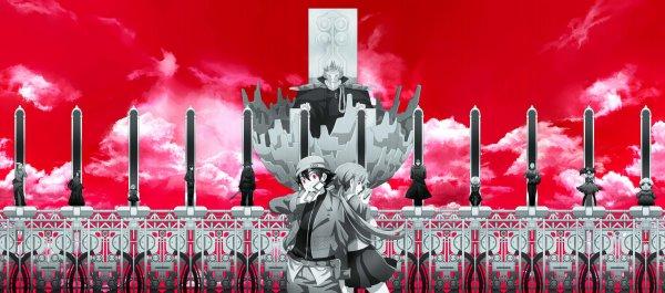 Mirai Nikki - Pause Manga ①