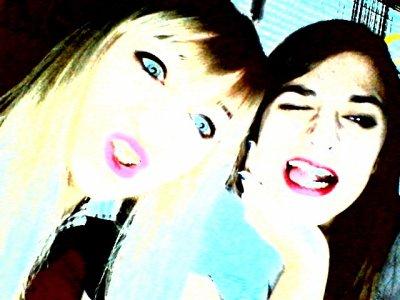 Ma meilleure amie, ma ,soeur ... <3<3