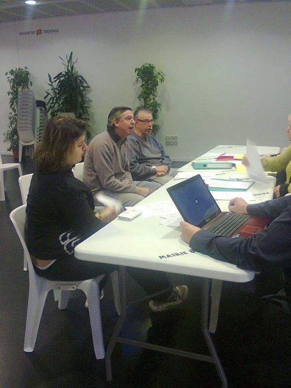 Assemblée générale d'amisplégiques le 26 Janvier 2013