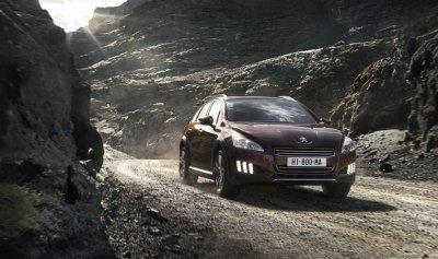 Peugeot 508 : série special
