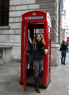 Bethany Joy Lenz in London !