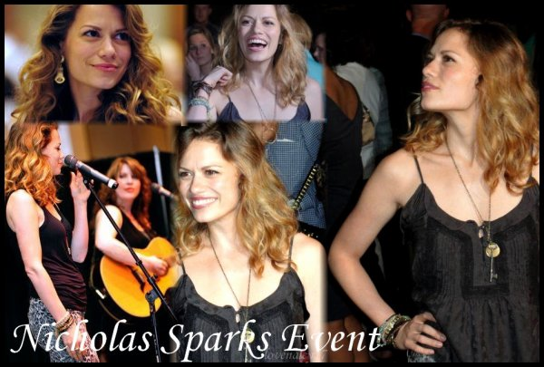 Nicholas Sparks Event, April 2012.