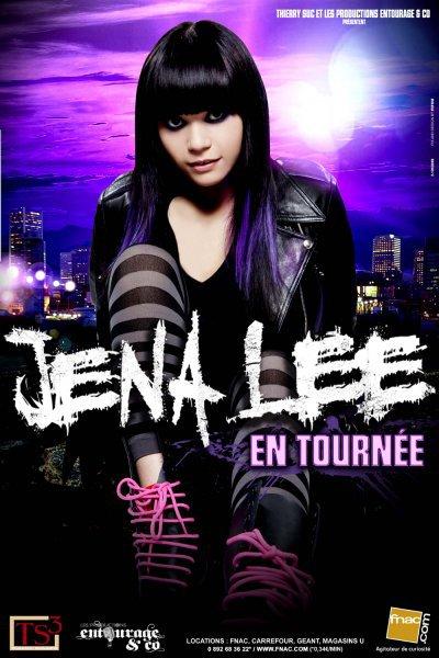 Jena lee en concert !!!! (l)