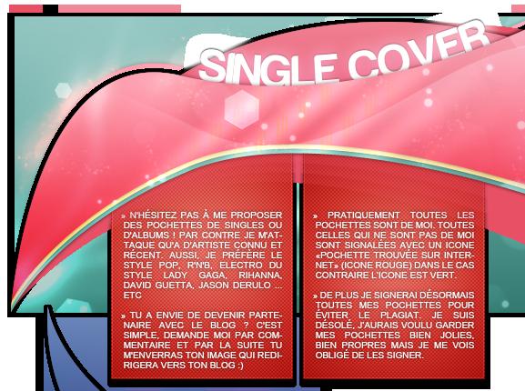 Bienvenue sur Single-Cover, ta seule ressource sur toutes les pochettes de singles, et d'albums.
