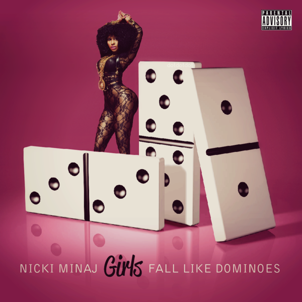 Nicki minaj - Girls fall like dominoes