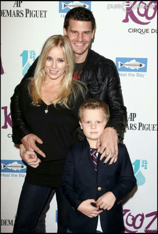 david et sa petite famille