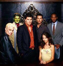 l equipe d angel de la saison 5