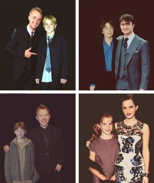 Ils ont vachement grandit