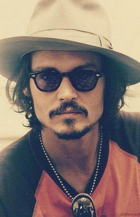 Trop belle photo de Johnny