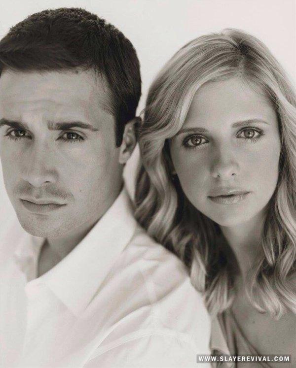 Sarah et son mari Freddie