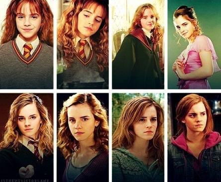 L évolution d hermione