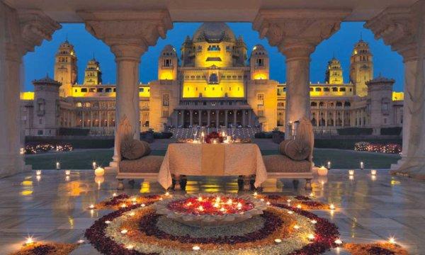 le bon palais de l'inde