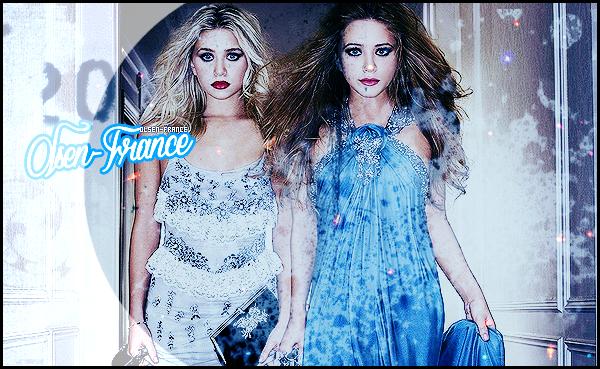 Bienvenue sur Olsen-France, votre source sur nos soeurs Mary-Kate & Ashley Olsen.